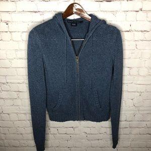 Ralph Lauren Knit Zip Up Cardigan Sweater